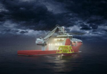 agilis-crane Offshore energy & marine