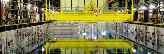 Nuclear spent fuel Bridge