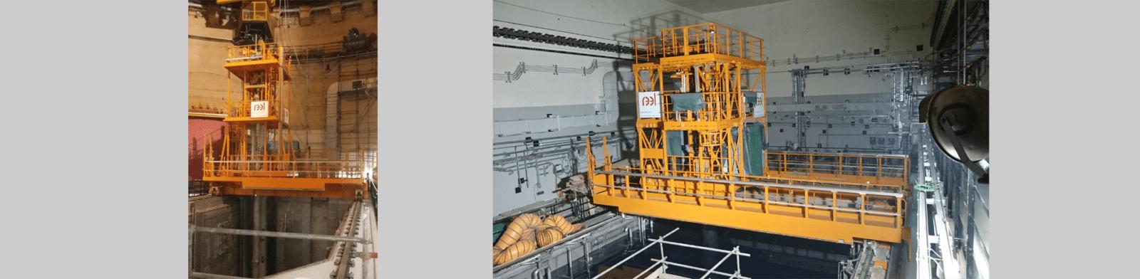 EPR Fuel Handling System