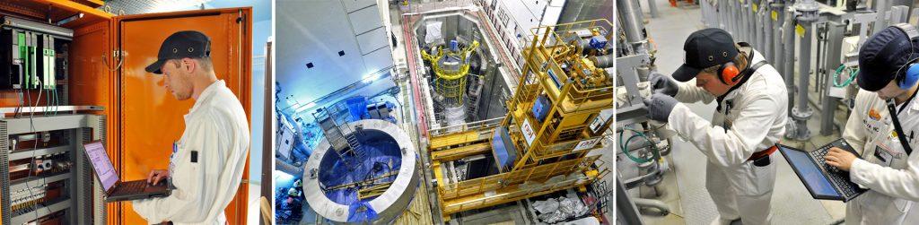 nuclear maintenance