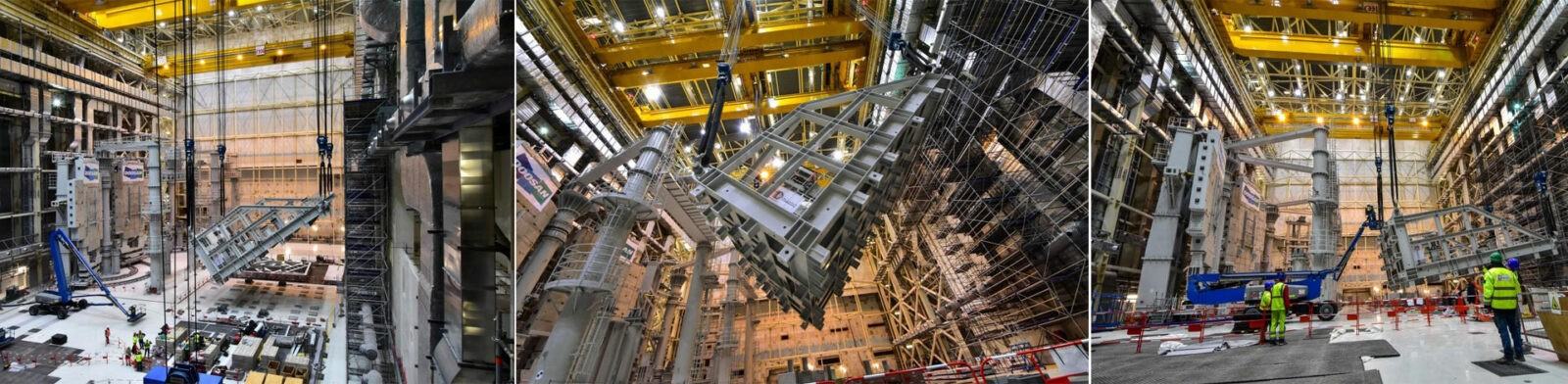 ITER assembly hall