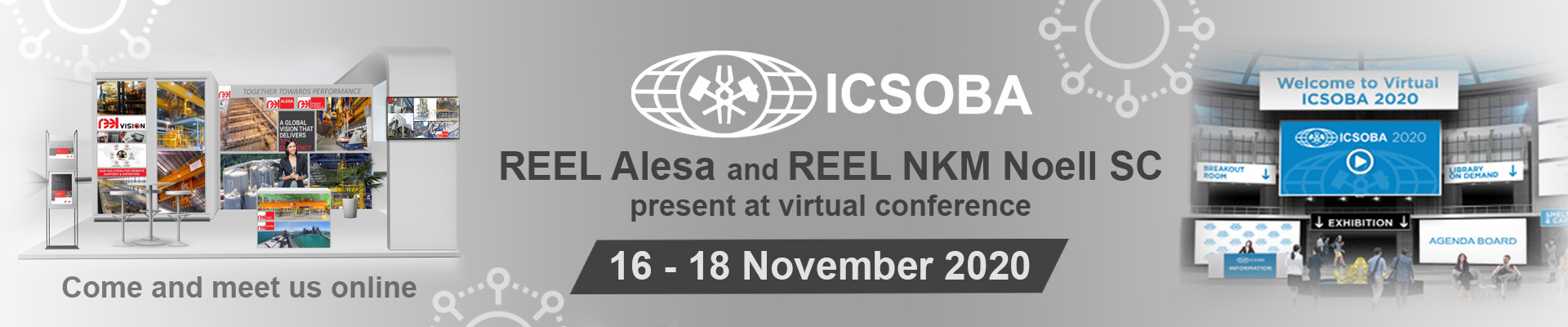 iscoba-virtual-event-REEL alesa et NKM Noell